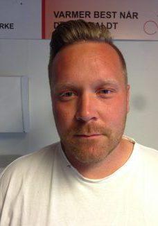 Joakim Johannessen. Varmepumpe montør med F-gass sertifisering kategori II