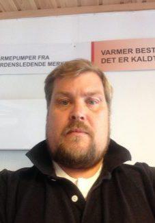 Torgeir L Vestergaard; Daglig leder,  F-gass sertifisering